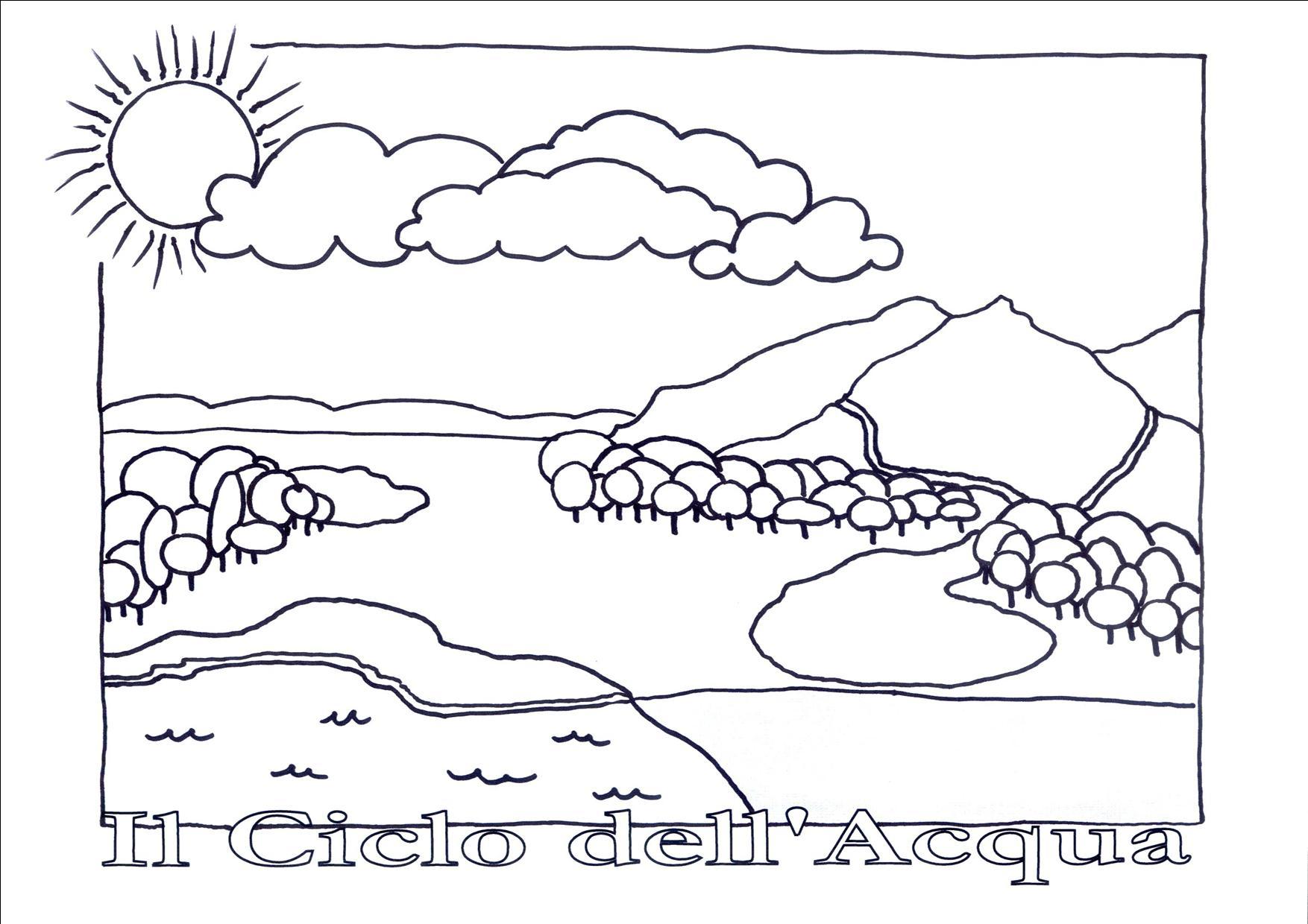 Cielo Stellato Da Colorare Per Bambini.Astrokids